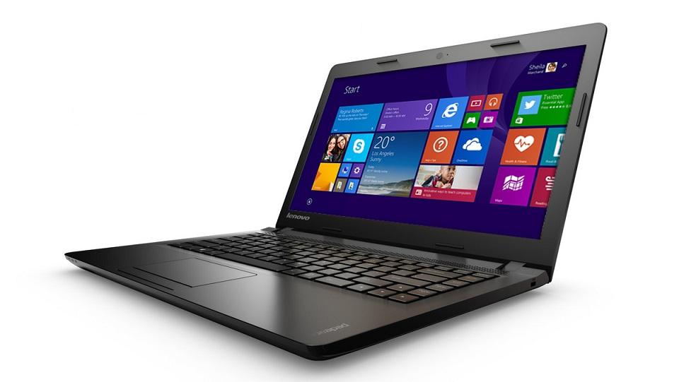 Lenovo Ideapad 100: Laptop giá sốc dành cho sinh viên