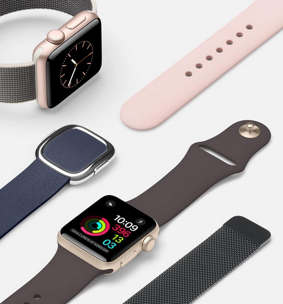 Loạt hình ảnh chính thức của Apple Watch Series 2 3