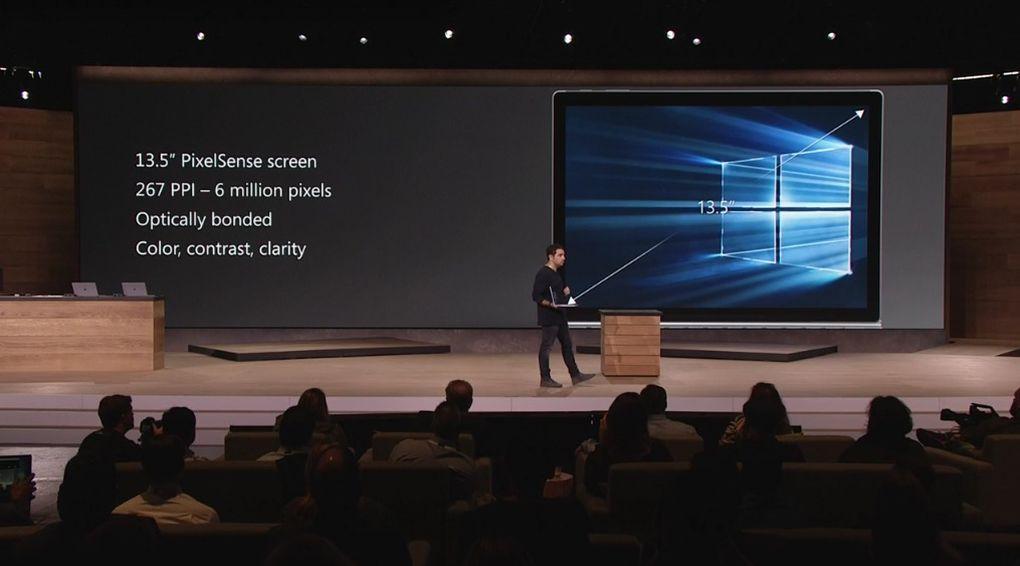 Microsoft ra mắt Surface Book màn hình 13.5 inch có giá từ 1.499USD 16