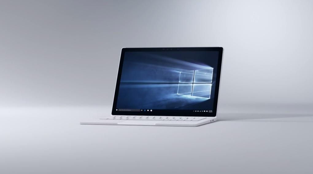 Microsoft ra mắt Surface Book màn hình 13.5 inch có giá từ 1.499USD