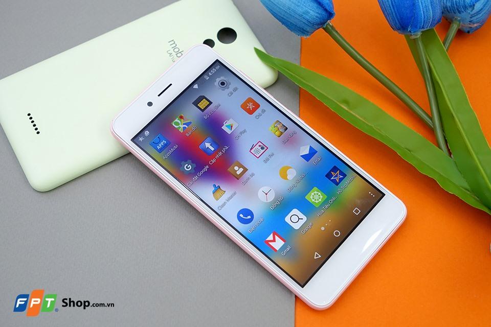 Mobiistar LAI Yuna C: Smartphone giá rẻ dành cho sinh viên