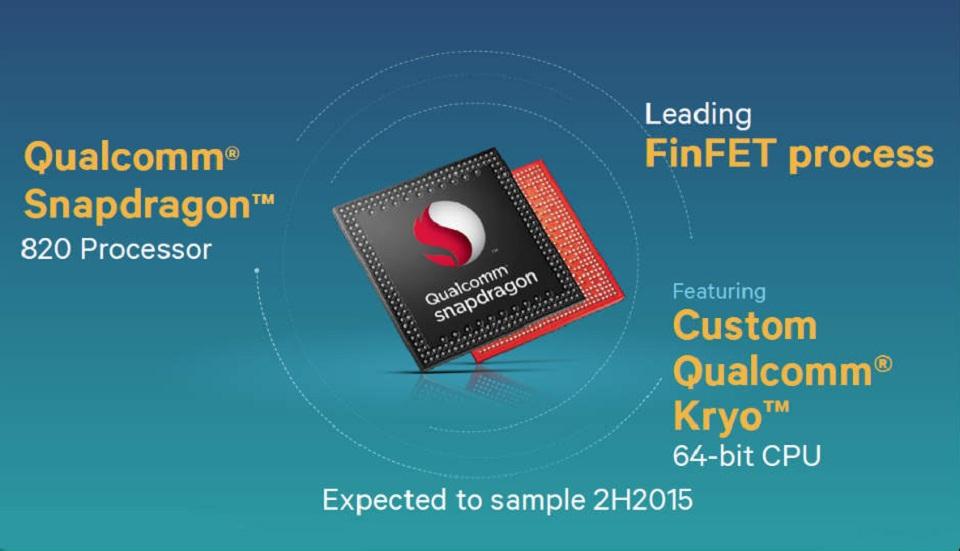 Qualcomm sẽ phát hành phiên bản Octa-core của Snapdragon 820