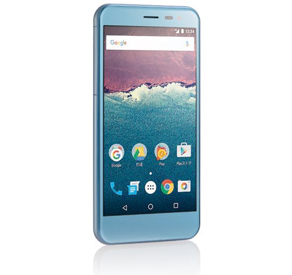 Sharp ra mắt điện thoại Android One mới có khả năng chống nước, chống bụi