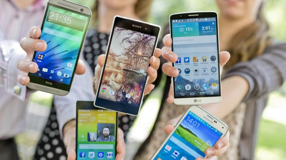 Siêu bão mang tên Android sẽ càn quét thị trường tháng 4 tới