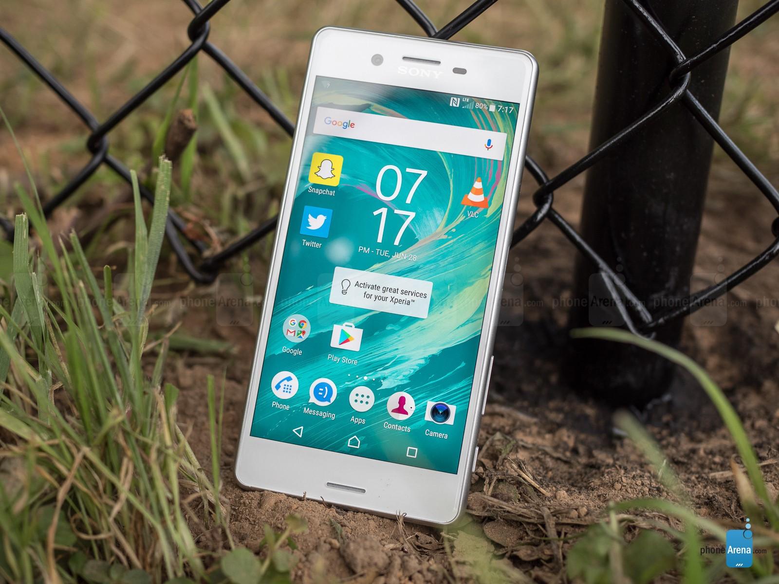 Sony ra mắt bản cập nhật Android 7.0 concept đầu tiên cho Xperia X
