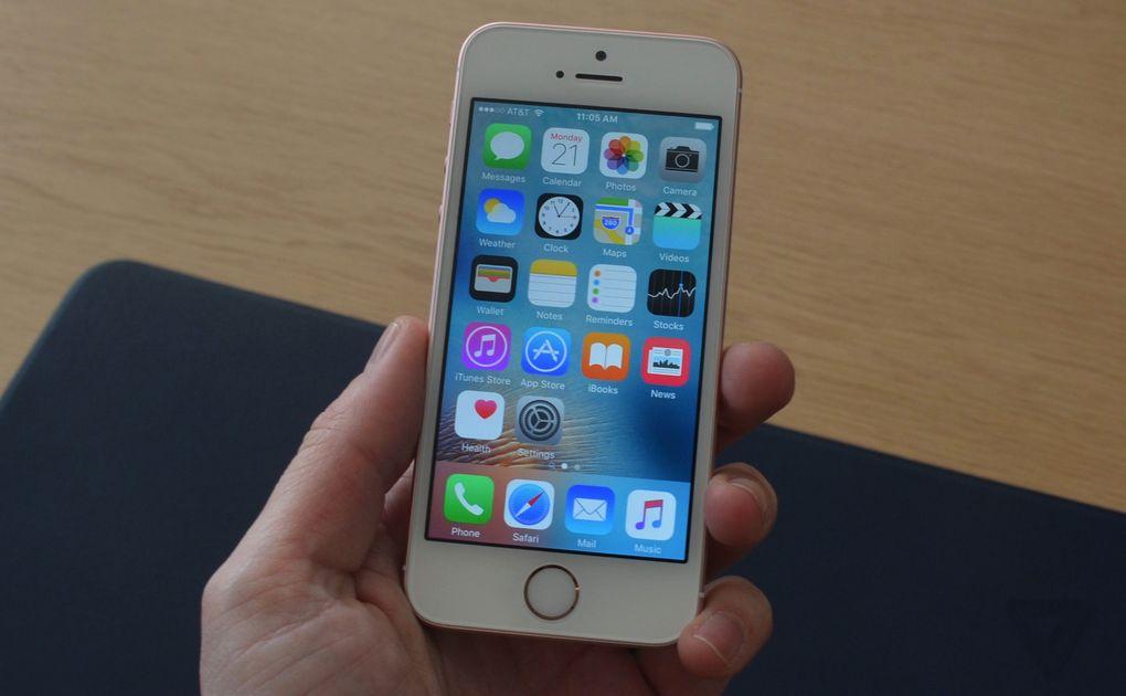 Sự ra đời của iPhone SE là dấu chấm hết cho iPhone 5s