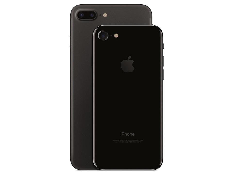 Tại sao Apple lại ra mắt iPhone 7/7 Plus màu đen bóng?