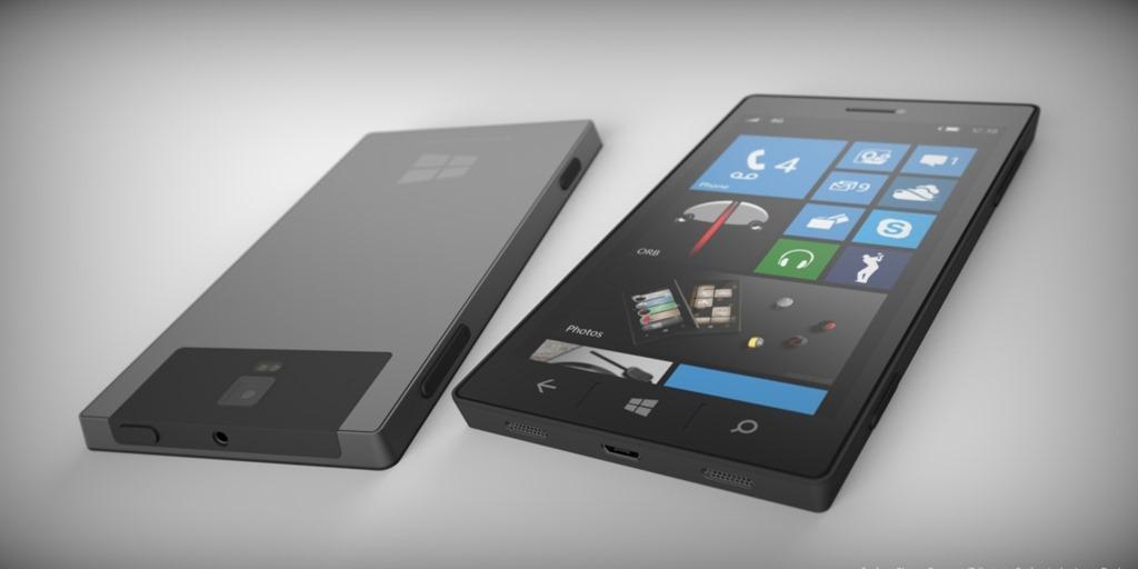 Tin đồn mới nhất về Surface Phone