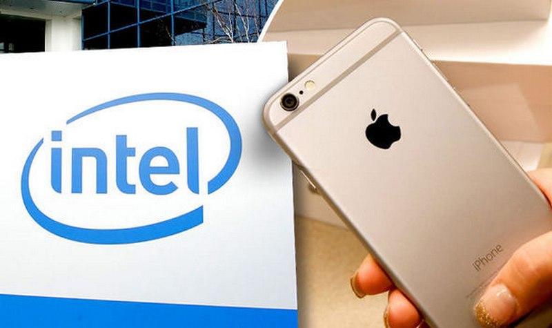 Vượt mặt Qualcomm, Intel trở thành nhà sản xuất chip cho iPhone 7