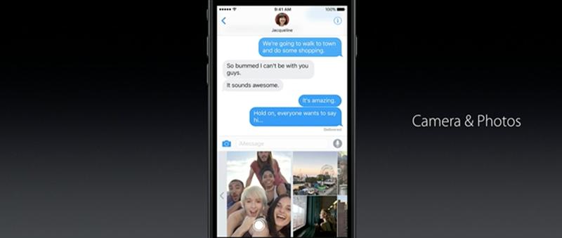 [WWDC16] iMessage trên iOS 10 và tất cả những điều bạn cần biết