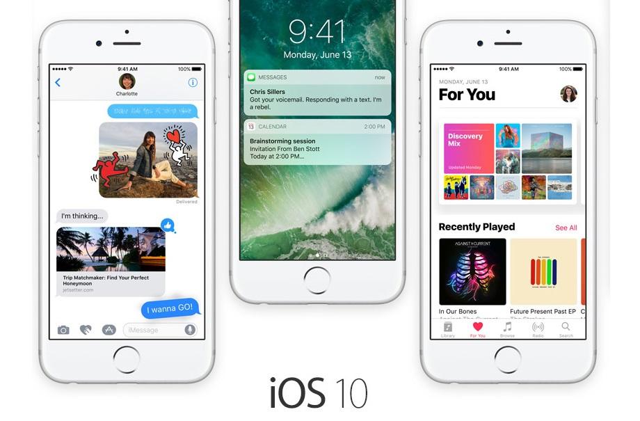 Những điều cần biết trước khi cập nhật iOS 10 cho iPhone 6 - Fptshop