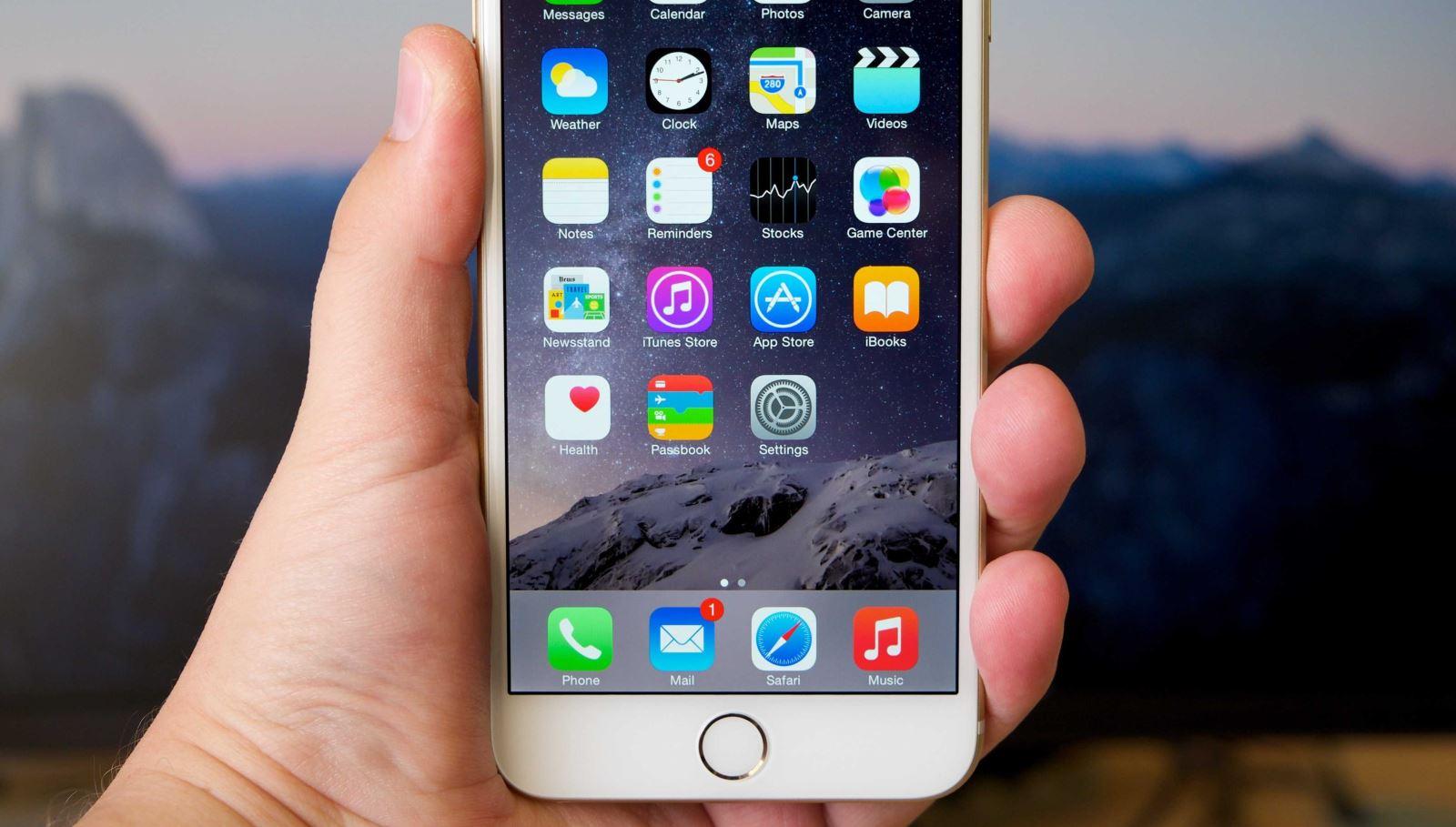 Tại sao iPhone không khởi động được và bị kẹt ở màn hình logo quả táo?