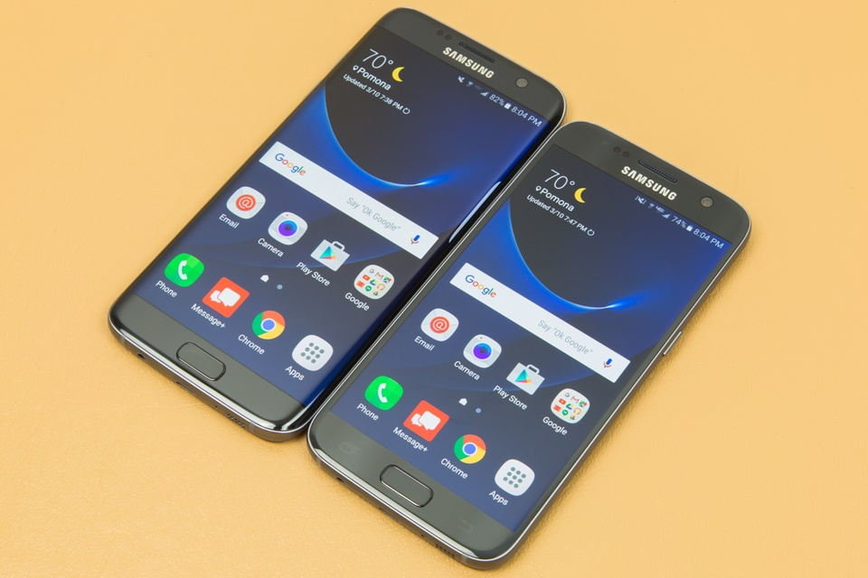 Samsung Galaxy S7/S7 edge