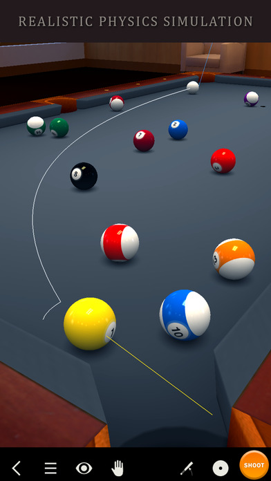 Pool Break 3D