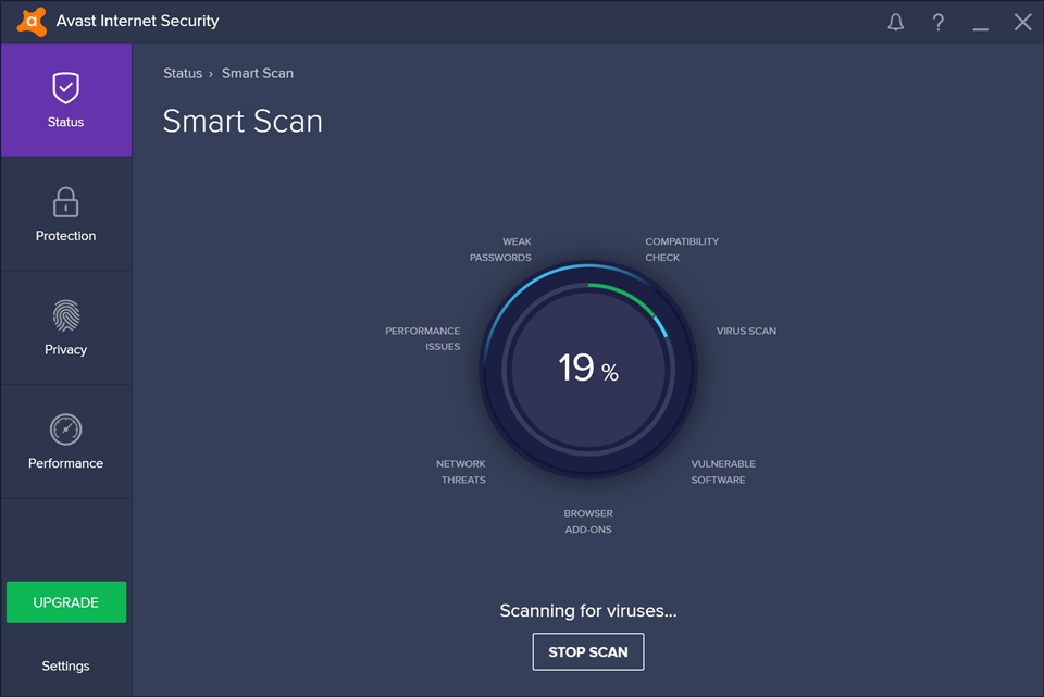 Simple Spam Solution của Avast Internet Security 2017