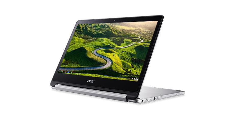 Rò rỉ những hình ảnh mới nhất về chiếc Chromebook R13 cảm ứng từ Acer 4