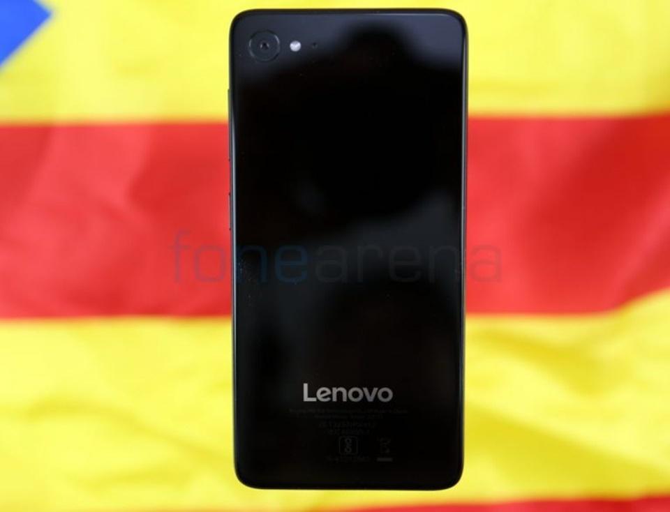 Rò rỉ những hình ảnh mới nhất của chiếc Lenovo Z2 Plus 9