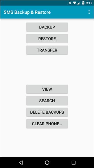 Hướng dẫn sao lưu tin nhắn lên Dropbox hoặc Google Drive trên Android 1