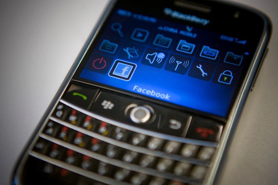 Liệu Blackberry có quay trở lại? 1