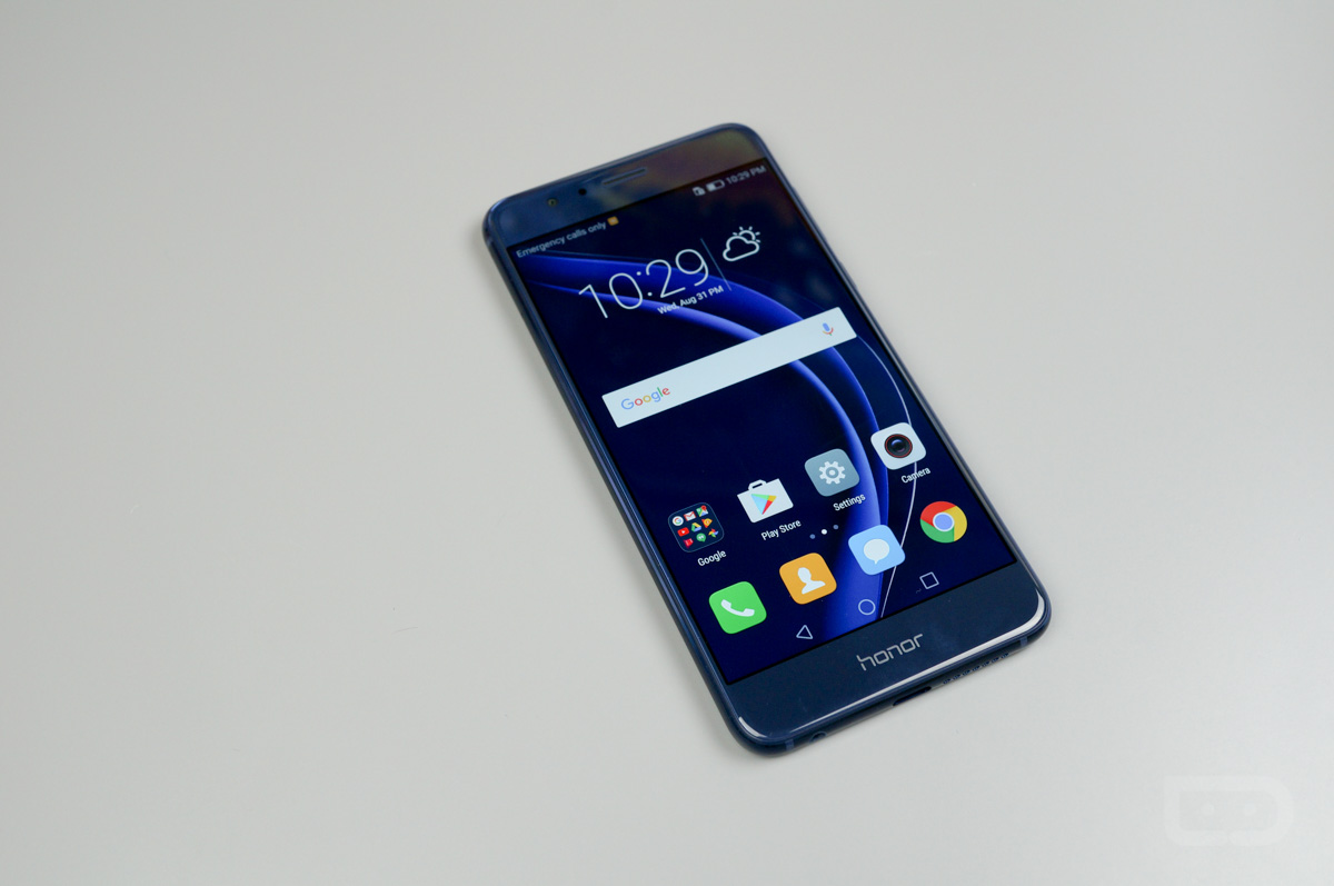 So sánh Meizu MX6 và Huawei Honor 8 3