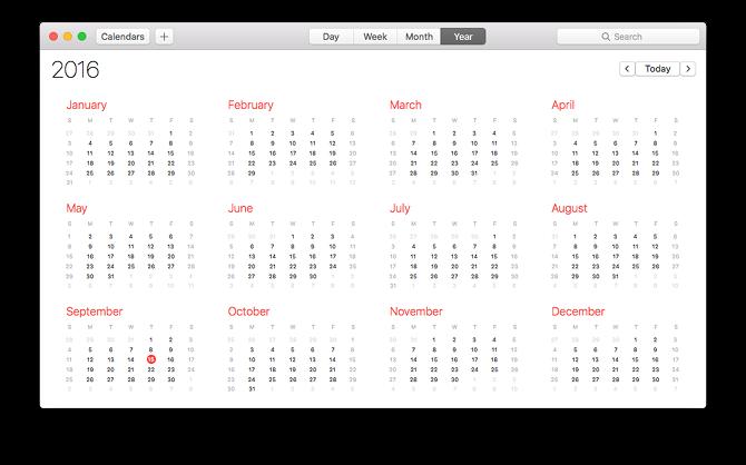 Tất tần tật mọi thứ về toàn bộ ứng dụng được cài đặt mặc định trên Macbook - Phần 1 2
