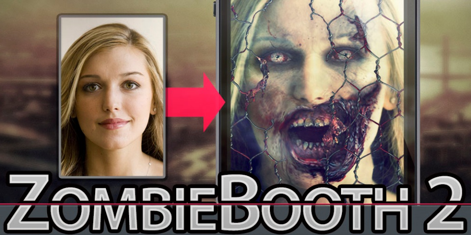 1. Zombie Booth 2