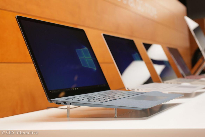 Surface Laptop của Microsoft: Người nổi tiếng nói gì?
