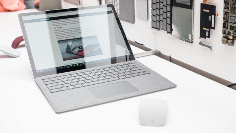 Đánh giá sơ bộ laptop Surface mới: Đẹp nhứt nách !!