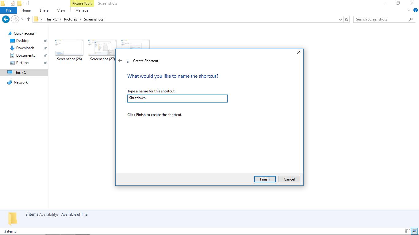 ra lệnh cho Cortana tắt hoặc khởi động máy tính