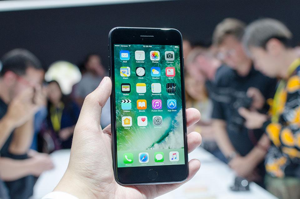 7 Lý do nên nâng cấp lên iPhone 7 2