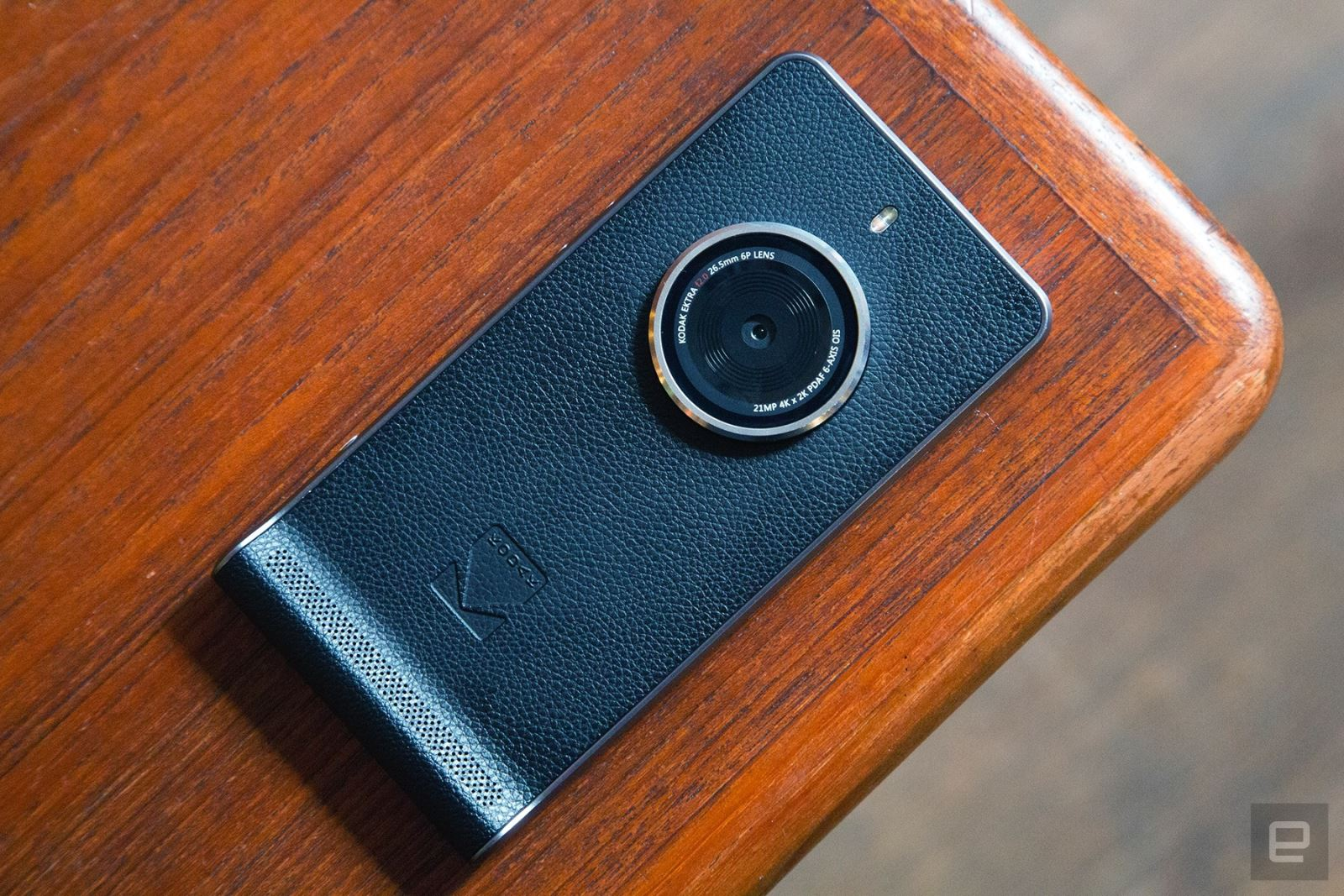 Smartphone Kodak Ektra 2