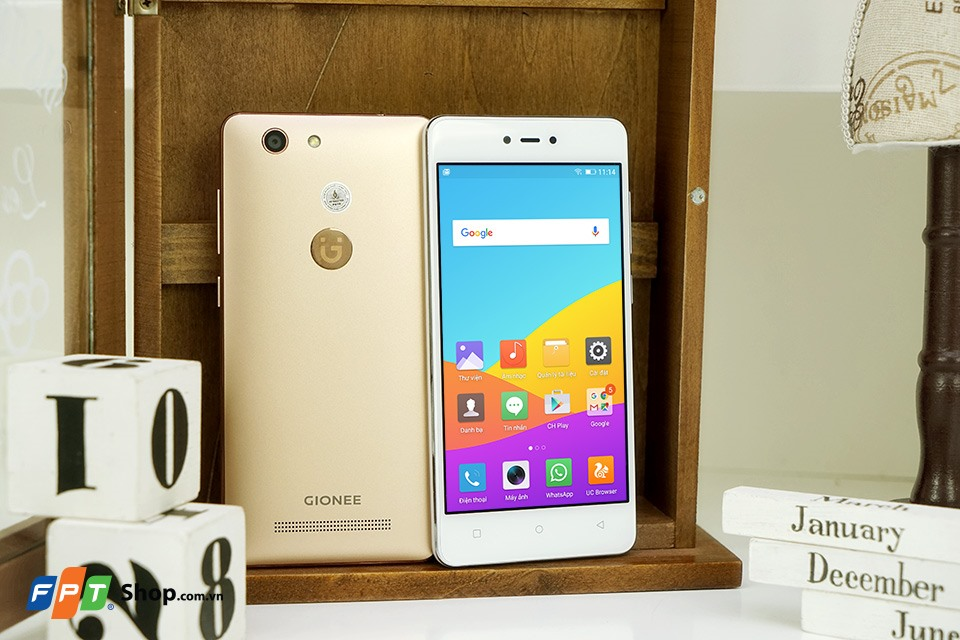 Top 3 smartphone cài sẵn Android 6.0 2