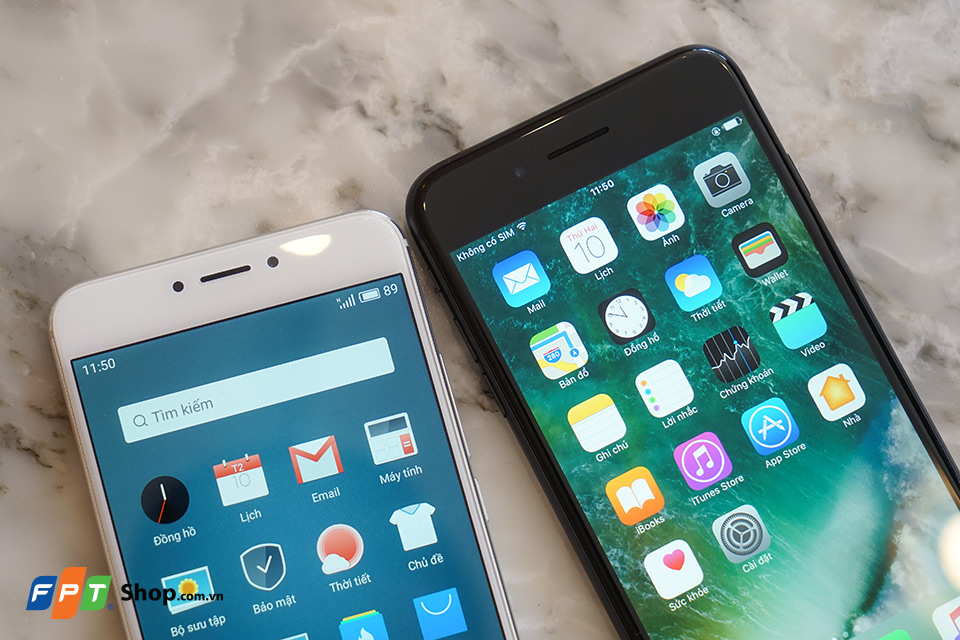 meizu mx6 vs iphone 7 plus 24