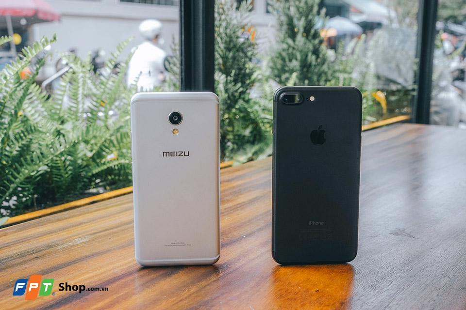 meizu mx6 vs iphone 7 plus 18