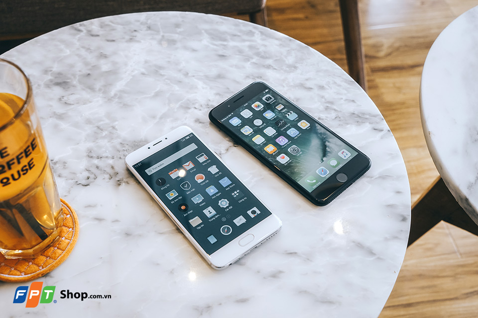 meizu mx6 vs iphone 7 plus 17
