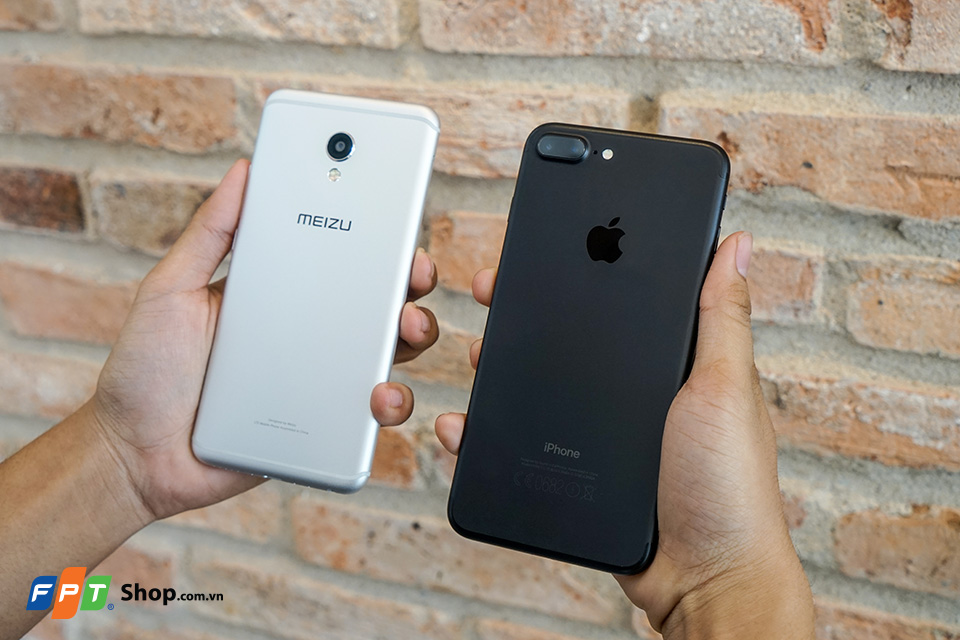 meizu mx6 vs iphone 7 plus 15