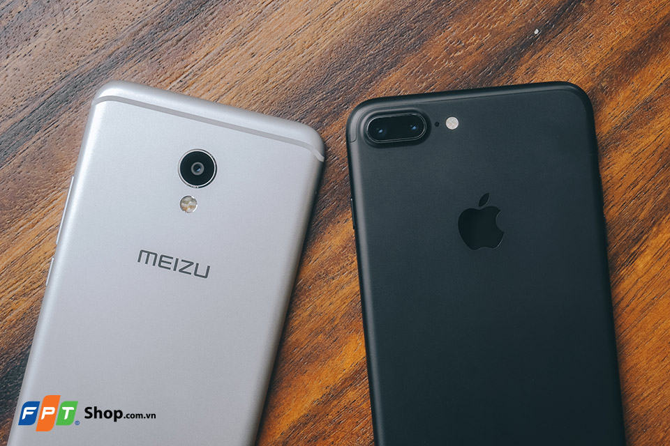 Meizu Mx6 Vs Iphone 7 Plus