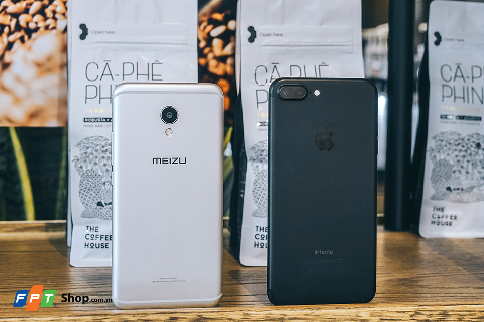 meizu mx6 vs iphone 7 plus 9