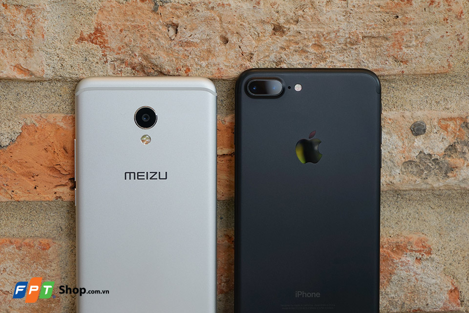 meizu mx6 vs iphone 7 plus 7