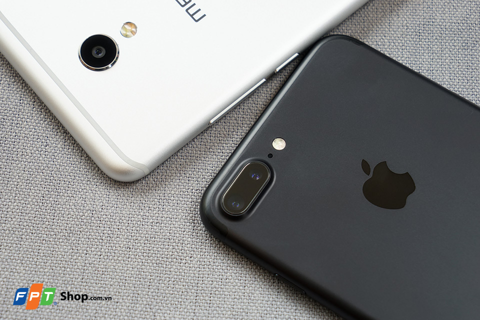 meizu mx6 vs iphone 7 plus 6
