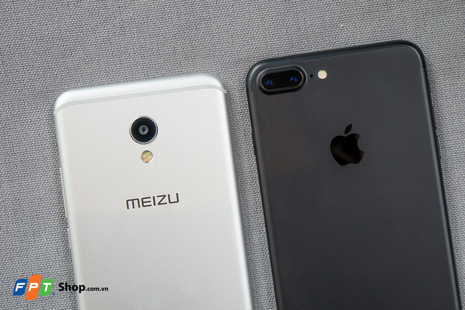 meizu mx6 vs iphone 7 plus 5