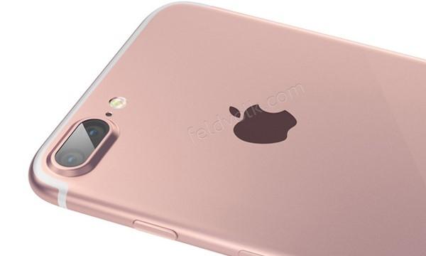 iPhone 7 Plus màu hồng