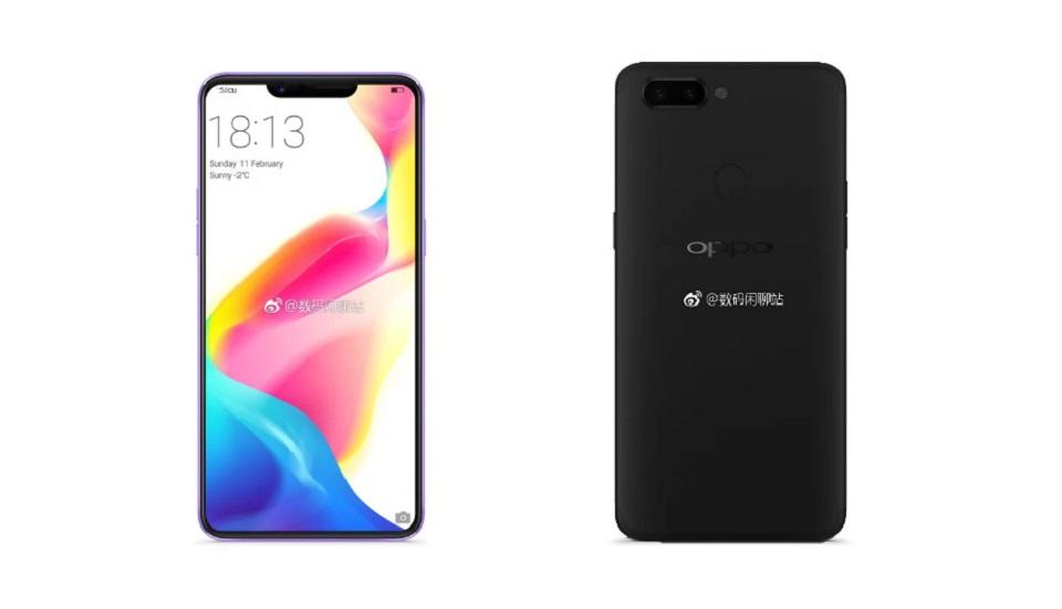 Chân dung OPPO R15: Smartphone tai thỏ mới của OPPO (Ảnh 1)
