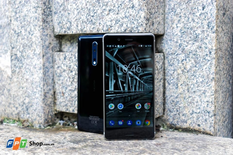 Lựa chọn Nokia 8 người dùng được gì? (Ảnh 4)