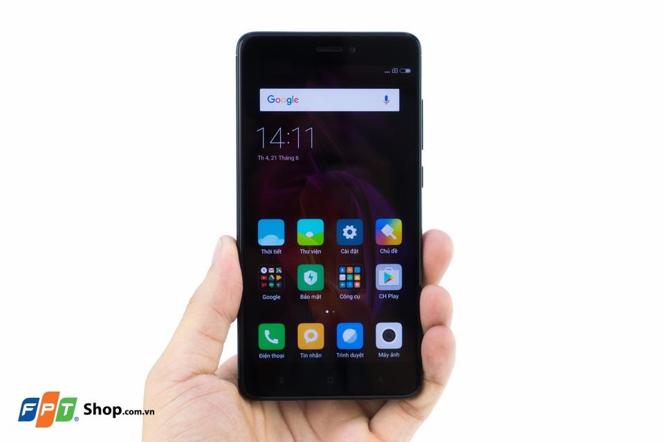 Trên tay Xiaomi Redmi Note 4: Thiết kế kim loại (Ảnh 1)