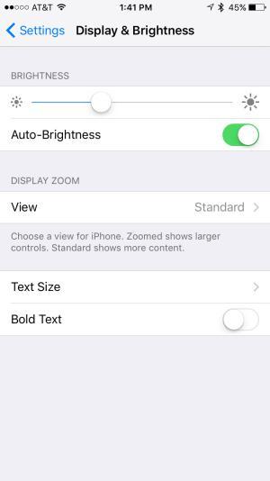 Cải thiện thời lượng pin trên iOS 11