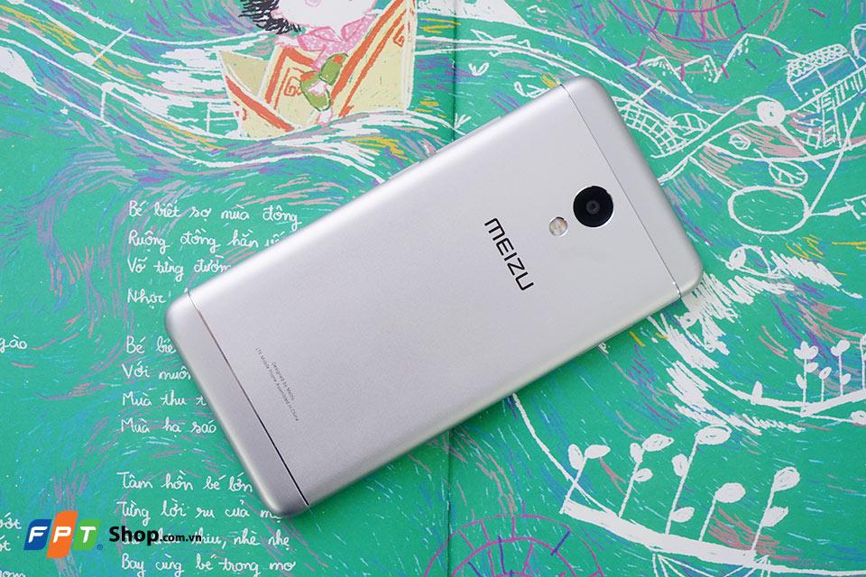 Meizu M3s hội tụ đủ tất cả yếu tố về thiết kế, hiệu năng và tính năng.
