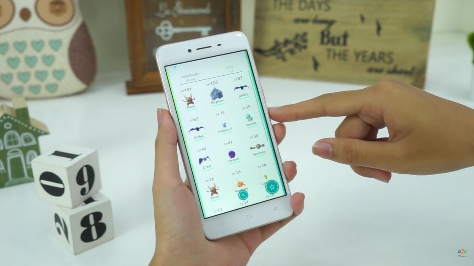 Oppo A37 sẽ đáp ứng tốt các nhu cầu phổ thông của người dùng: nghe gọi, lướt web, xem phim, nghe nhạc, chơi các game thông thường