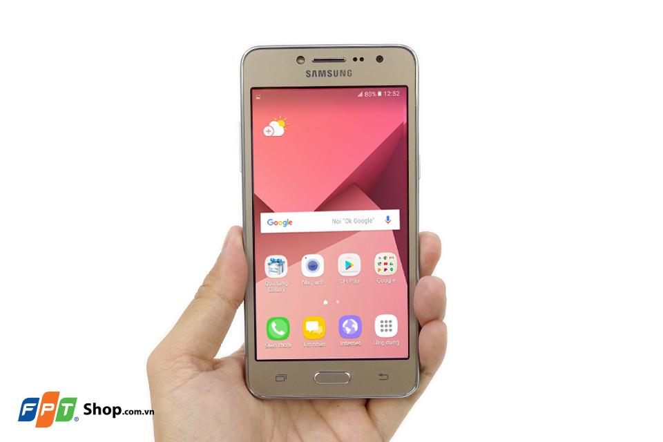 Galaxy J2 prime sở hữu thiết kế trẻ trung, hiện đại