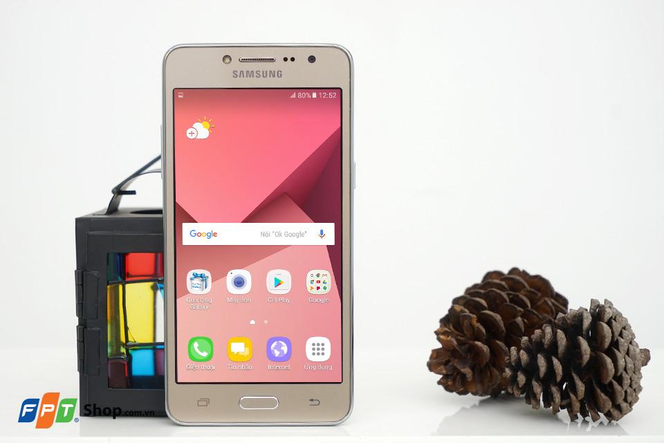 Galaxy J2 prime sở hữu màn hình PLS TFT 5.0 inch